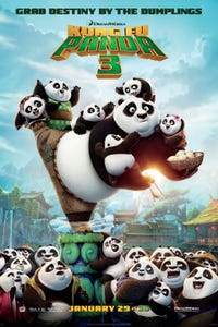 Kung Fu Panda 3 as Li