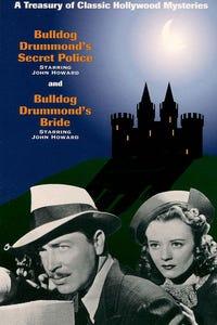 Bulldog Drummond's Secret Police as Aunt Blanche
