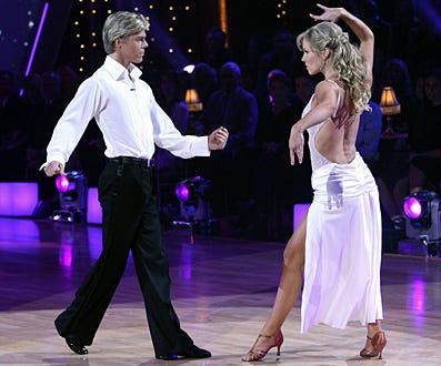 Dancing with the Stars - Season 5 - Jennie Garth, Derek Hough