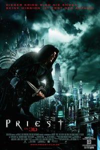 Priest as Priestess