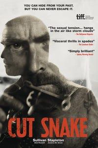 Cut Snake as Sparra Farrell