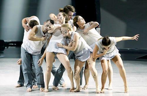 So You Think You Can Dance - Season 11 - Brooklyn Fullmer, Emily James, Tanisha Belnap, Valerie Rockey, Casey Askew, Emilio Dosal, Serge Onik, Zack Everhart Jr