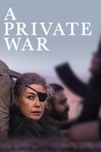 A Private War as Bird-Rita Williams