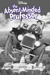 The Absent-Minded Professor as Officer Kelly