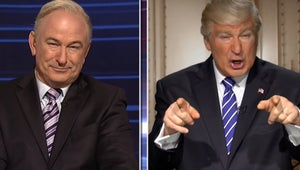 Alec Baldwin Pulls Double Duty as Donald Trump and Bill O'Reilly on Saturday Night Live