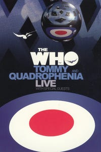 The Who: Tommy and Quadrophenia - Live with Special Guests as The Acid Queen