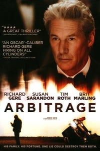 Arbitrage as Det. Michael Bryer
