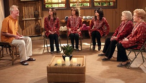 "First Look: Ed Begley Jr. Gets ""Fast and Furious"" on Hot in Cleveland"