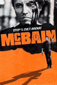 McBain as Frank Bruce