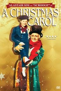 Scrooge as Spirit of Present