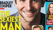 Bradley Cooper Named People's Sexiest Man Alive