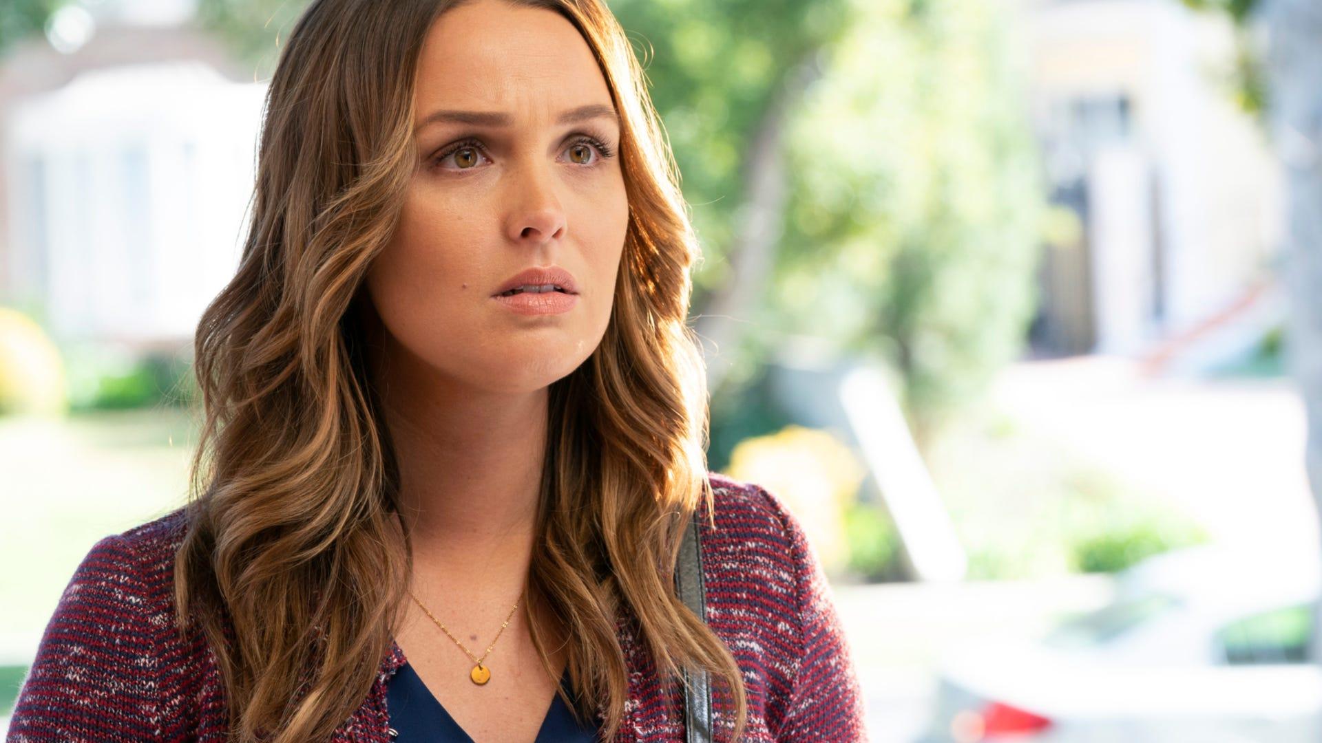"Camilla Luddington, Grey's Anatomy Season 15, Episode 19: ""Silent All These Years"""