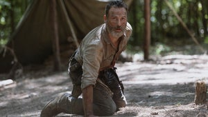 Here's How Rick Grimes Left The Walking Dead