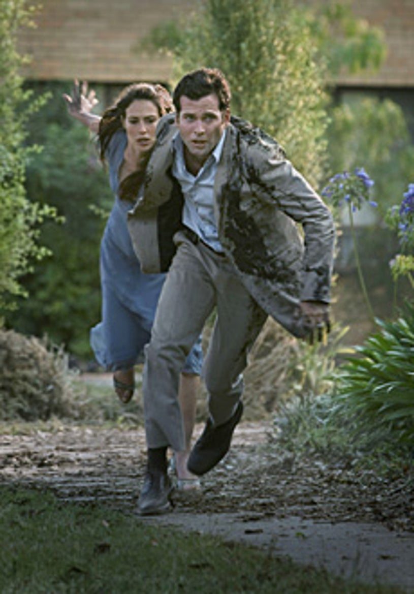 Nightmares & Dreamscapes - Claire Forlani and Eion Bailey