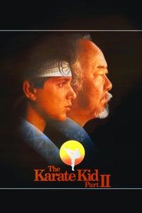 The Karate Kid Part II as Kreese