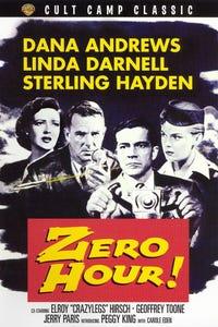 Zero Hour! as Capt. Martin Treleaven