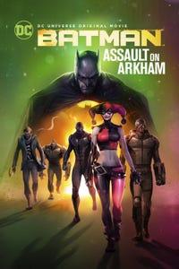 Batman: Assault on Arkham as Joker
