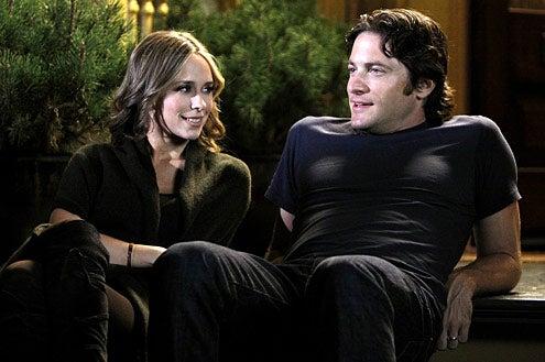 "Ghost Whisperer - Season 5 - ""Dead Listing"" - David Conrad, Jennifer Love Hewitt"