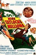 Miss Tatlock's Millions as Cora