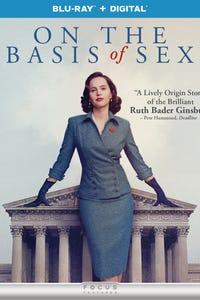 On the Basis of Sex as Ruth Bader Ginsburg