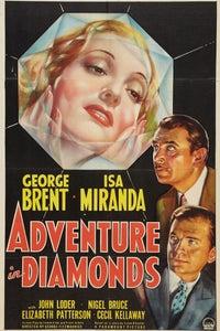 Adventure in Diamonds as Capt. Stephen Dennett