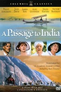 A Passage to India as Maj. Callendar