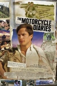The Motorcycle Diaries as Ernesto `Che' Guevara