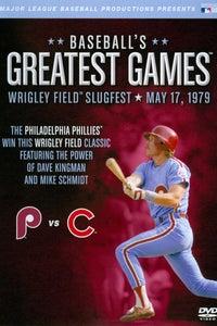 MLB: Baseball's Greatest Games - 1979 Wrigley Field Slugfest