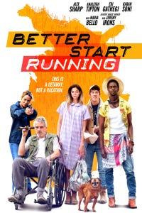 Better Start Running as Fitz Paradise