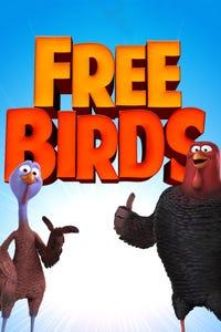 Free Birds as Chief Massasoit