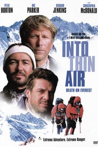 Into Thin Air: Death on Everest as Andy Harris