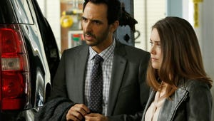 The Blacklist Exclusive: Are Aram and Samar Getting Engaged!?!?