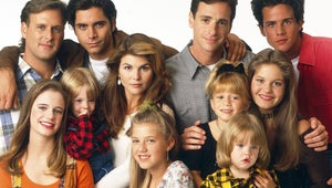 Have Mercy! The Cast Photo for Lifetime's Full House Tell-All Is Appropriately Awful