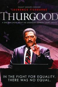 Thurgood as Thurgood Marshall