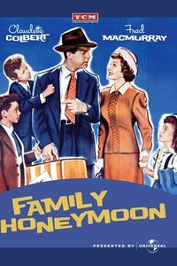 Family Honeymoon as Arch Armstrong