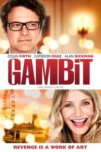 Gambit as Harry Deane