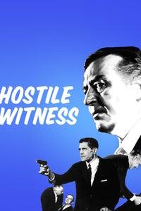 Hostile Witness as Simon Crawford - Q.C.