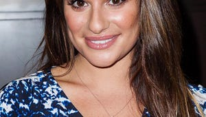 Sons of Anarchy Books Lea Michele for Final Season Guest Spot