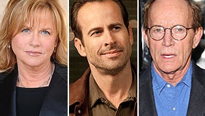 Exclusive: Amy Madigan and Lance Henriksen Go to War on Memphis Beat