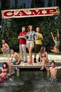 "Camp as Mackenzie ""Mack"" Granger"