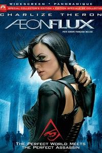 Aeon Flux as Handler
