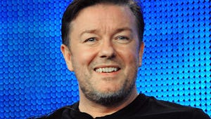 Ricky Gervais Teams With Dexter's Clyde Phillips in the Afterlife