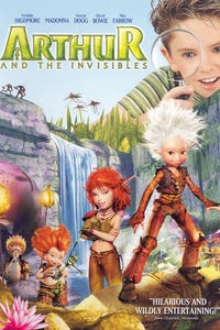 Arthur and the Invisibles as Max