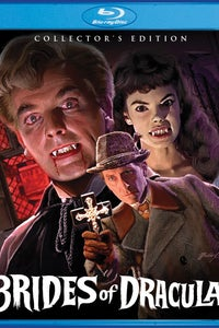 The Brides of Dracula as Dr. J. Van Helsing