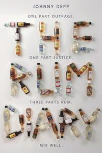 The Rum Diary as Mr. Zimburger