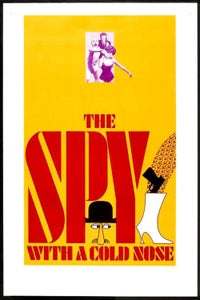 The Spy with a Cold Nose as Dr. Francis Trevelyan