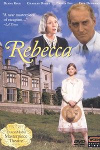 Rebecca as Mrs. Danvers