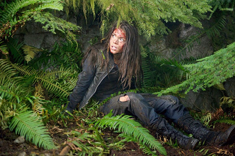 """The 100 - Season 1 - """"His Sister's Keeper"""" - Maria Avgeropoulos"""