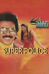 Super Police as Vijay