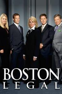 Boston Legal as Vanessa Walker